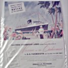 Eastern Steamship Lines ad