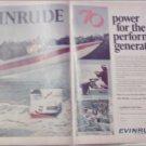 1970 Evinrude Boat ad