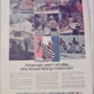 1972 Evinrude Motor ad