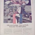 1972 Evinrude 9 1/2 HP Motor ad