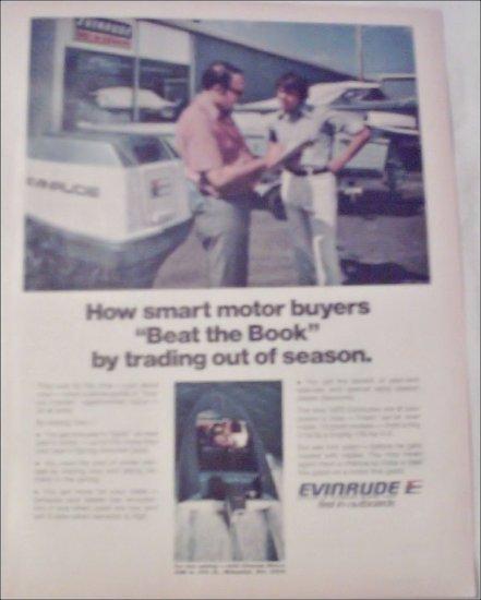 1973 Evinrude ad