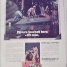 1973 Evinrude Motor Kodak Camera Promo ad
