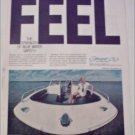 1969 Glasspar Cutlas Boat ad