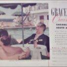 1952 Grace Lines ad