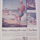 1958 Johnson Sea-Horse ad