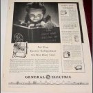 1942 GE War Duty ad