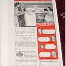 1940 GE Electric Range ad #3