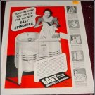 1946 Easy Washing Machine ad