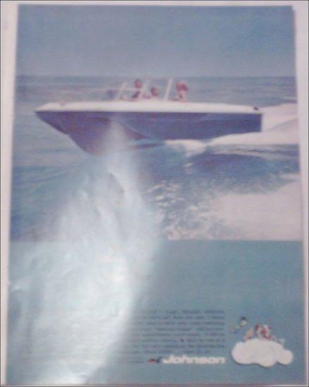 Johnson Surfer Boat ad #2