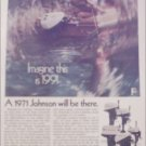 1971 Johnson Motor ad