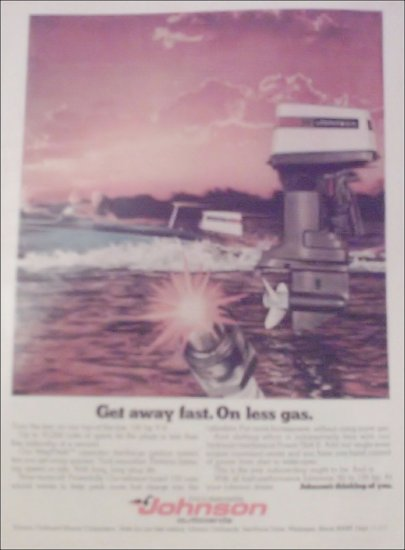 1973 Johnson Mag Flash ad