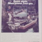 1973 Johnson 135 Motor ad
