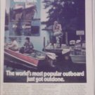 1974 Johnson 9.9 Motor ad