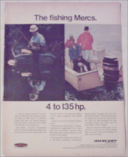 1971 Mercury Motor ad #1