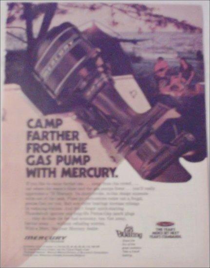 1973 Mercury 115 HP Motor ad