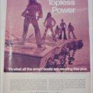 1970 OMC Stern Drive Motor ad