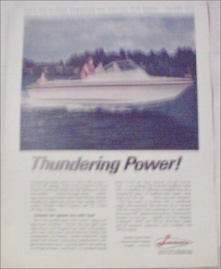 1966 Larsons Volero Boat ad