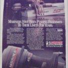 1986 Mariner 45 Motor ad