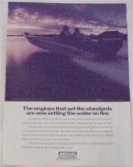 1990 Mercury Motor ad