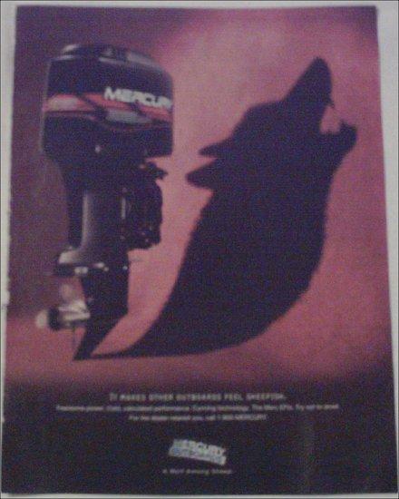 1996 Mercury 225 Motor ad