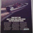 1990 Mercury 100 & 115 Motor ad