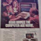 1981 Atari Home Computer ad