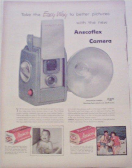 Anscoflex Camera ad