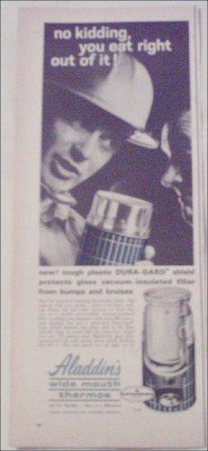 1964 Aladdin Thermos ad