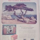 Ansco Anscochrome Film ad