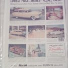 1955 American Motors Rambler stationwagon car ad