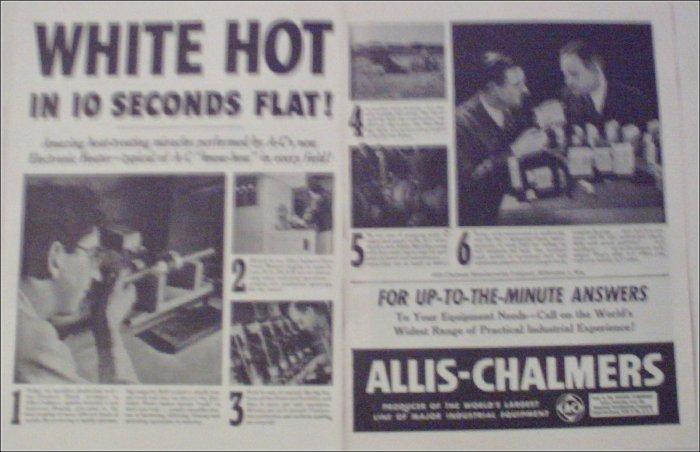 1946 Allis-Chalmers ad