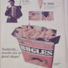 1966 General Mills Bugles ad