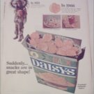 1966 General Mills Daisys ad
