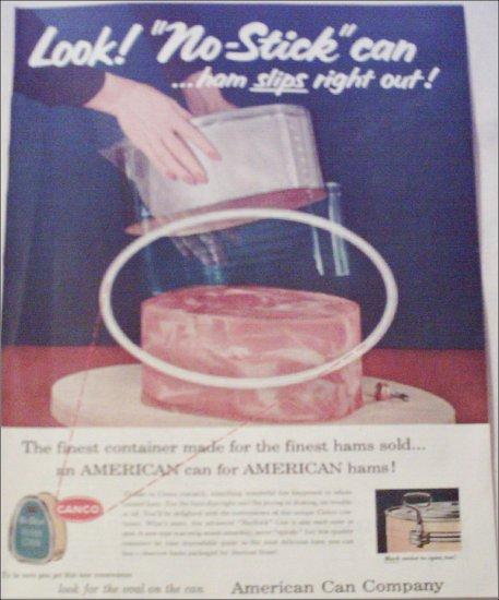 1957 American Can Company ad