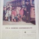1955 American Cyanamid Company ad