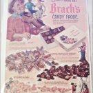 1952 Brachs Candy ad