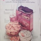 1966 Nabisco Sip'N Chips ad