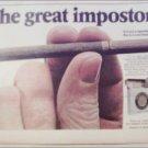 1973 Antonio y Cleopatra Little Cigars ad