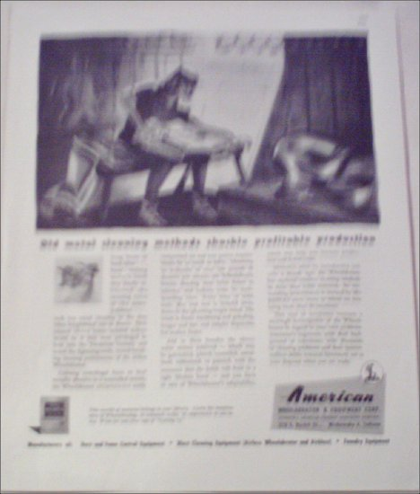 American Wheelabrator & Equipment Corporation ad