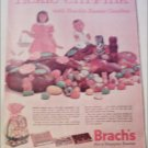 1962 Brachs Easter Candies ad