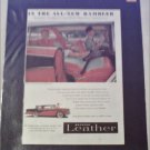 1956 American Motors Rambler 4 dr ht car ad