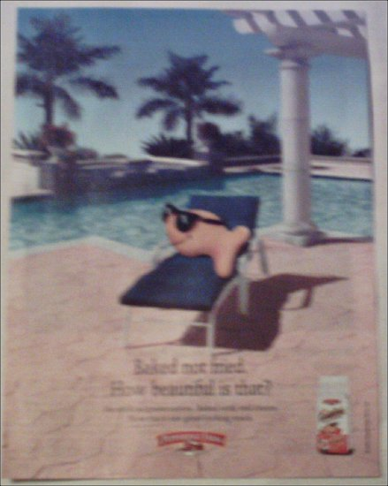 2000 Pepperidge Farm Goldfish ad