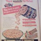 1951 Planters Peanuts ad