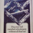 1980 Artic Lights 100's Cigarette ad