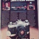 1980 Canon AE-1 Camera ad #2