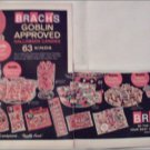 1965 Brach Halloween Candies ad