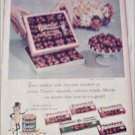 1959 Planters Milk Chocolate Nuts ad