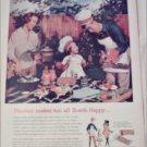 1960 Planters Peanuts ad
