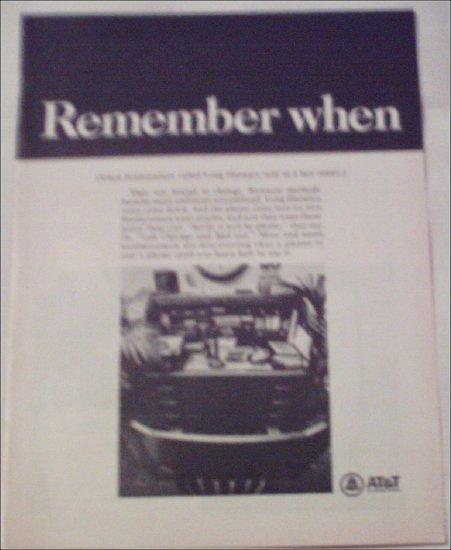 1968 AT&T ad