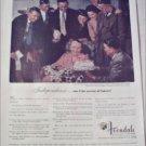1948 Avondale Fabric Mills ad